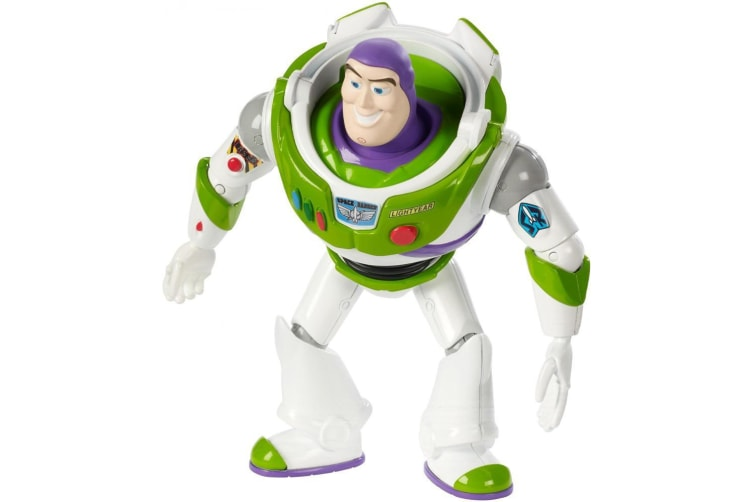 Toy Story 4 Buzz Lightyear Basic Figure