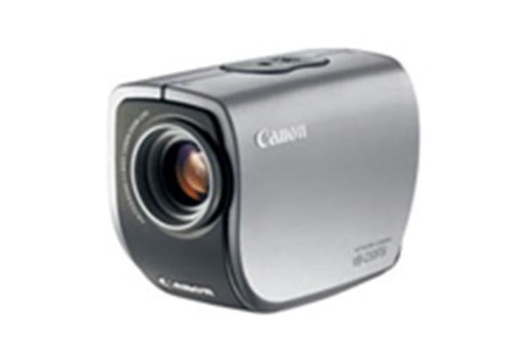 Canon VBC50FSI NETWORK CAMERA, FIXED 26X OPTICAL ZOOM 768X576 25FPS LAN WITH