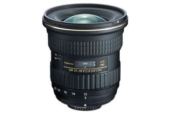 New Tokina AT-X 11-20mm f/2.8 PRO DX Lens Nikon (FREE DELIVERY + 1 YEAR AU WARRANTY)