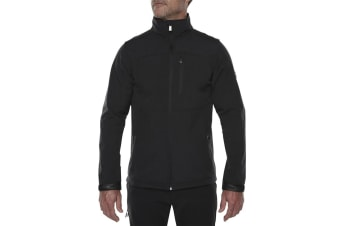 Vigilante Vortex Softshell Jacket - Phantom Black - 2XLarge