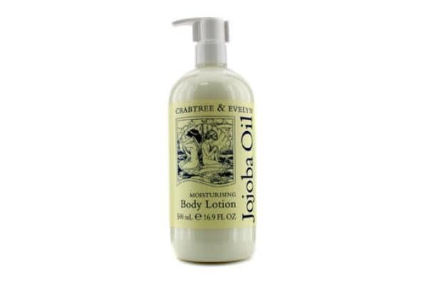Crabtree & Evelyn Jojoba Oil Moisturising Body Lotion (500ml/16.9oz)