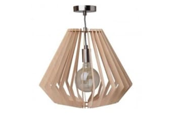 LEDWARE LED Pendant Lights E27 40W Max - Mila bulb not included
