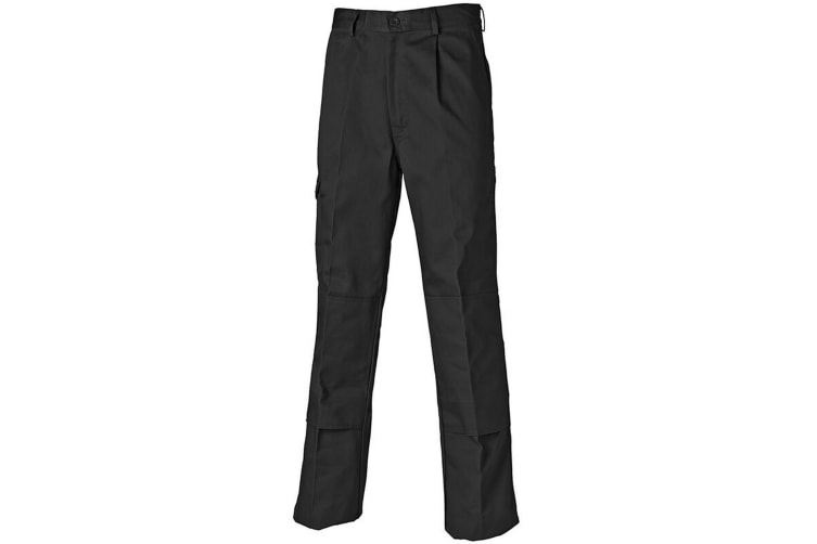 Dickies Mens Redhawk Super Work Trousers (Black) (50S)