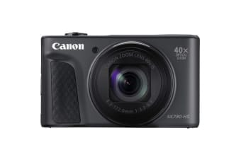 Canon Powershot SX730 HS Digital Still Camera - Black