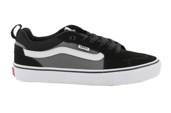 Vans Men's Filmore Suede Canvas Shoe (Black/Pewter, Size 7 US)
