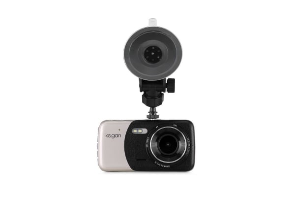 Kogan 2-in-1 Dash Camera / Reversing Camera plus BONUS 32GB Micro SDHC Card