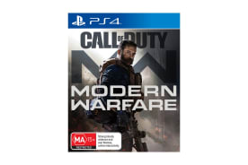 Call of Duty Modern Warfare (Playstation 4)