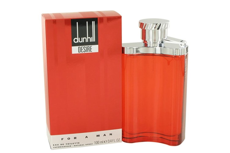 Alfred Dunhill Desire Eau De Toilette Spray 100ml