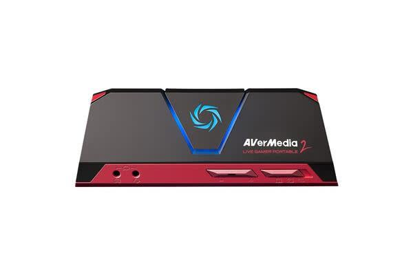 AverMedia GC510 Live Gamer Portable 2 - 1080p60 (4K Passthrough)