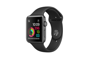 Apple Watch Series 3 Aluminium 38mm Grey - Refurbished Excellent Grade