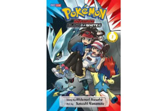 Pokemon Adventures - Black 2 & White 2, Vol. 1