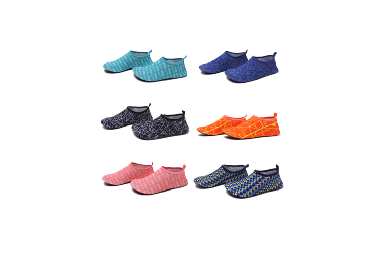 Quick Drying Outdoor Water Shoes For Beach Swim Surf Yoga Exercise Black S