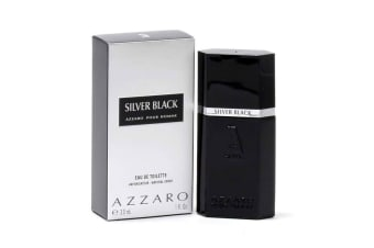 Azzaro Silver Black 30ml EDT (M) SP