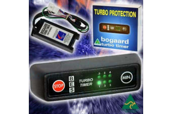 BOGAARD TURBO TIMER KIT FOR SUIT HOLDEN COLORADO PLUG AND PLAY HARNESS 925/RGC