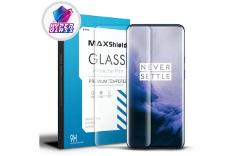 Maxshield One Plus 7 Pro Case Friendly Tempered Glass Screen Protector
