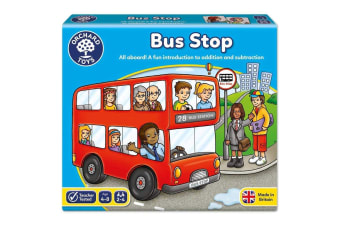 Bus Stop Game by Orchard Toys