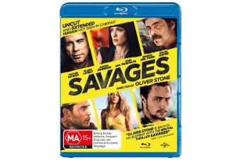 Savages Blu-ray Region B