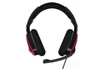 Corsair Gaming VOID PRO Surround Hybrid Stereo Gaming Headset (Red)
