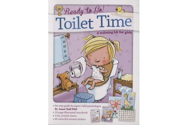 Ready to Go! Toilet Time - A training kit for girls