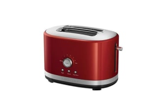 KitchenAid 2 Slice Toaster Empire Red