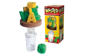 ICUP iPartyHard Wasted Drinking Game