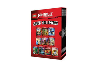 LEGO Ninjago Story Collection (10 Book Box Set)