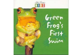Green Frog's First Swim