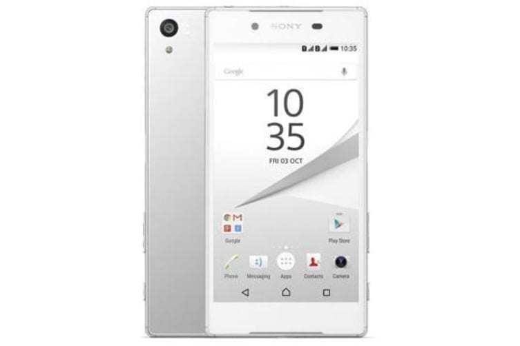 New Sony Xperia Z5 E6633 Dual SIM 4G 32GB SmartPhone White (FREE DELIVERY + 1 YEAR AU WARRANTY)