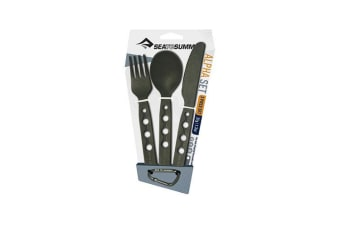 Sea to Summit Alphalight Cutlery - 3 Piece w/ Tools