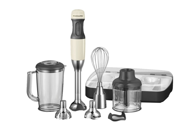 KitchenAid Hand Blender - Almond Cream (5KHB2569AAC)