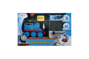 Thomas and Friends Draw and Drive Train