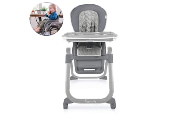 Ingenuity 4-in-1 SmartServe Baby High Chair/Booster/Tray f/Toddler/Kids Connolly