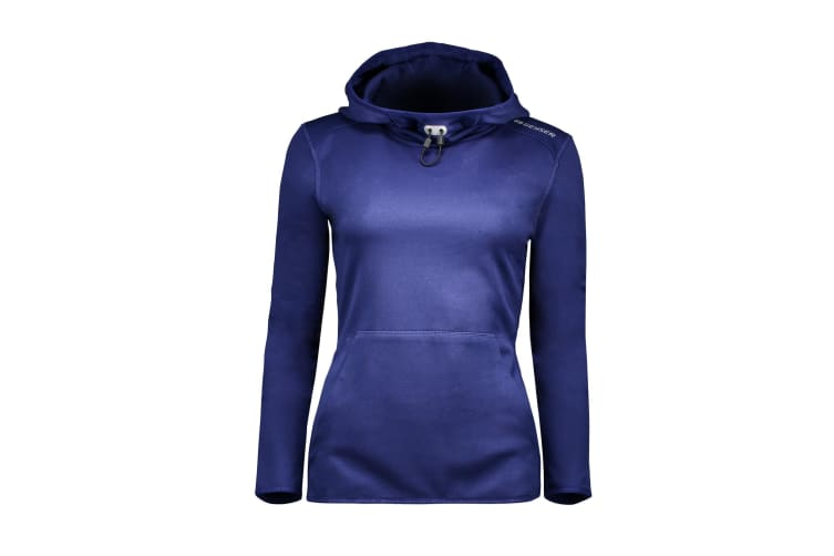 ID Womens/Ladies Urban Pullover Hoodie (Navy) (L)