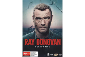 Ray Donovan Season 5 Box Set DVD Region 4