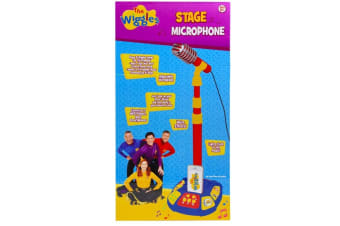 Wiggles Stage Microphone