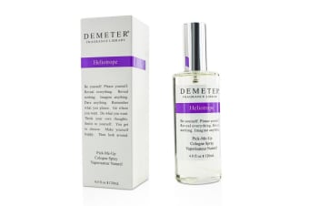 Demeter Heliotrope Cologne Spray 120ml