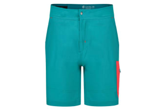 Dare 2b Childrens/Kids Reprise Shorts (Caribbean Green) (11-12 Years)