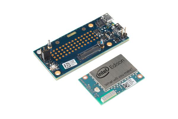 Intel® Edison and Mini Breakout Kit