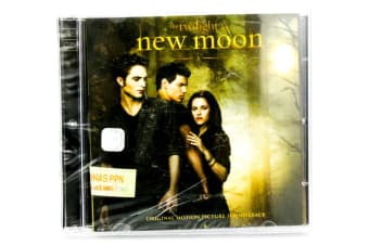 The Twilight Saga - New Moon BRAND NEW SEALED MUSIC ALBUM CD - AU STOCK