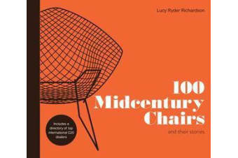 100 Midcentury Chairs - and their stories