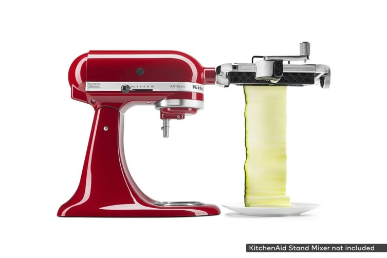 KitchenAid Vegetable Sheeter Attachment for Stand Mixer