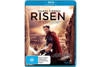 Risen Blu-ray Region B