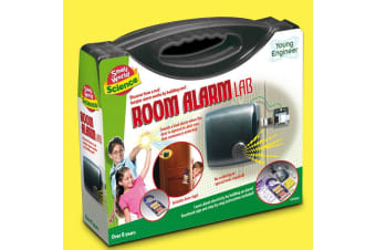 Kids Room Alarm Electronics Lab Kit | Create Your Own Bedroom Alarm!