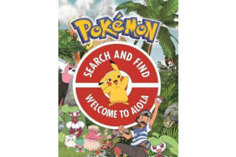 The Official Pokemon Search and Find - Welcome to Alola