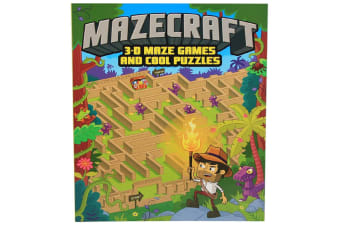 Mazecraft 3-D Maze Games and Cool Puzzles