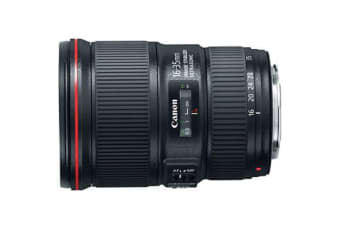 New Canon EF 16-35mm f/4L IS USM Lens (FREE DELIVERY + 1 YEAR AU WARRANTY)