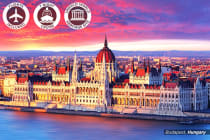 EUROPE: 14 Day Luxury Danube River Cruise Including Flights for Two