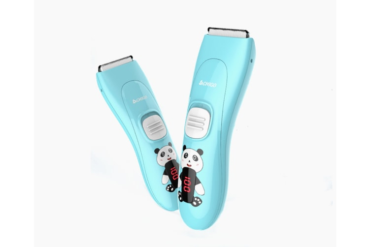 Baby Electric Hairdresser Charging Electric Push-Shears Children Shave Hair Household High-End (Standard Set)