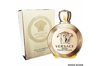 VERSACE EROS POUR FEMME 5ml EDP Spray For Women By VERSACE (MINI )