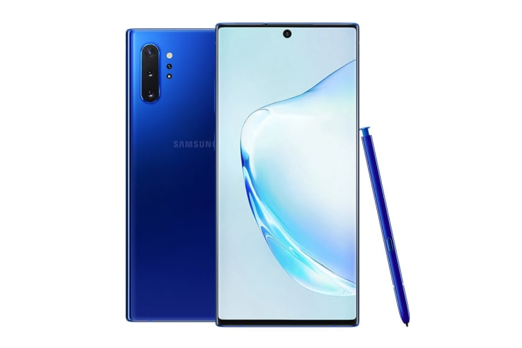 Samsung Galaxy Note10+ (512GB, Aura Blue)
